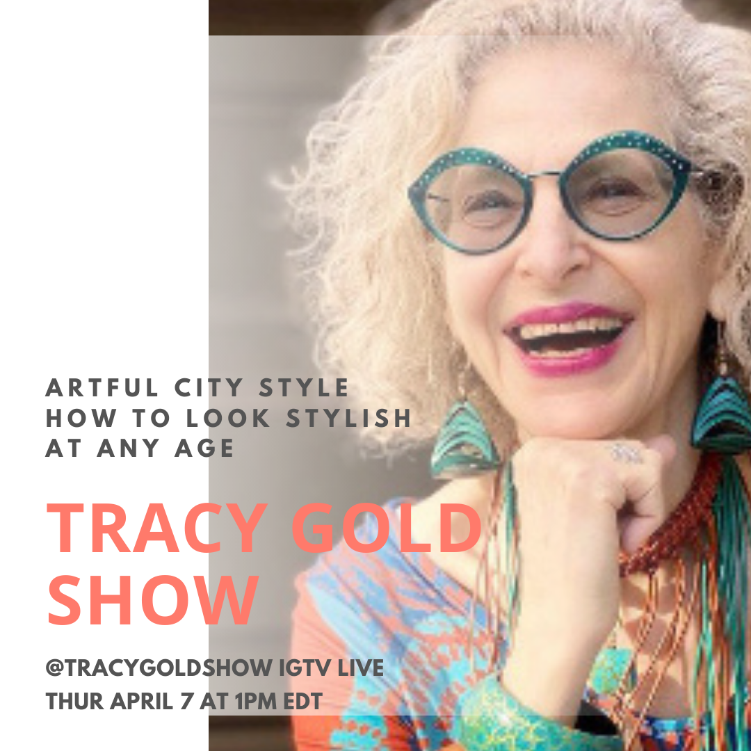 Artful City Style - Tracy Gold Show