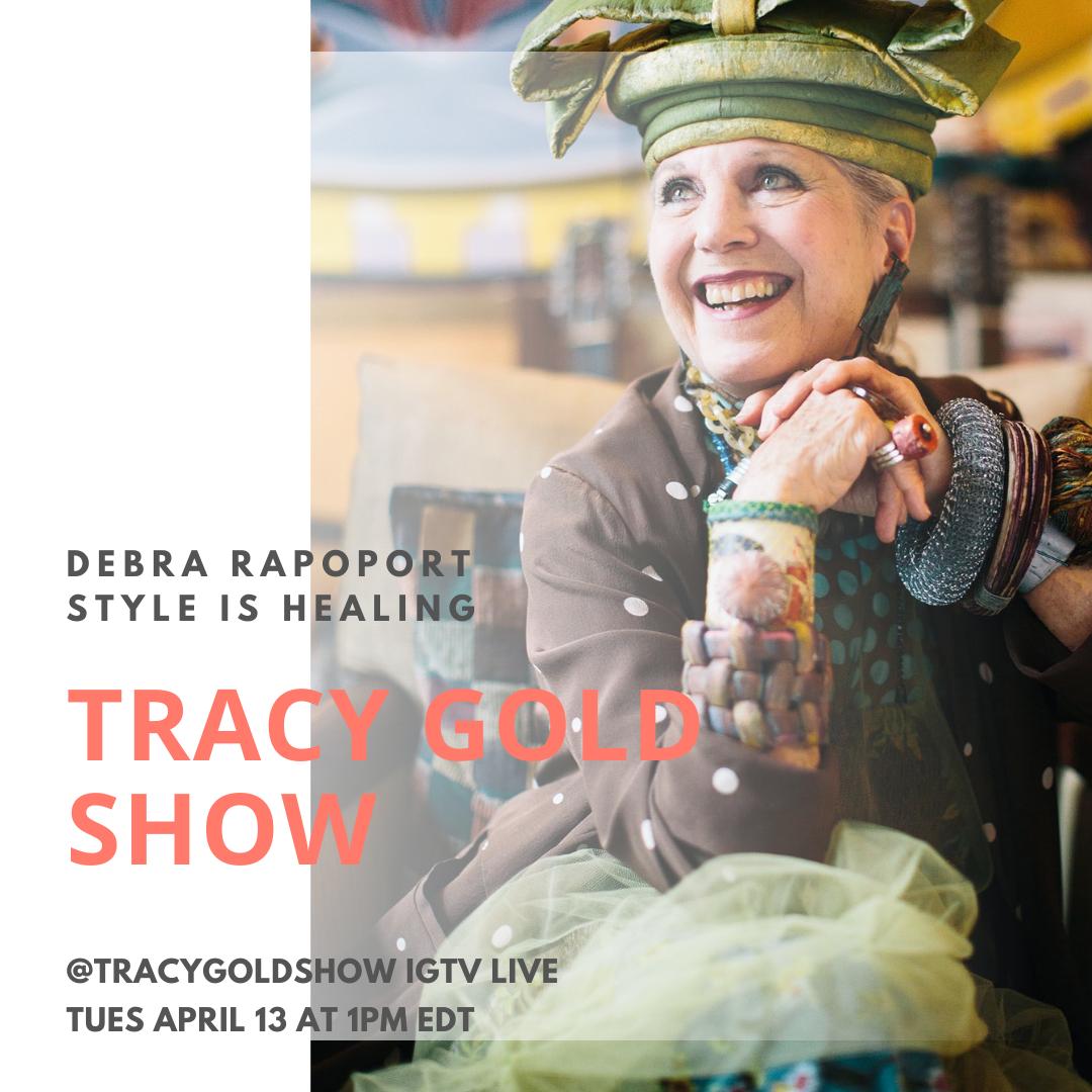 Debra Rapoport - Tracy Gold Show