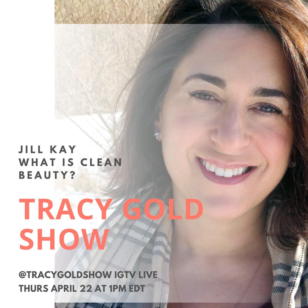 Jill Kay Tracy Gold Show