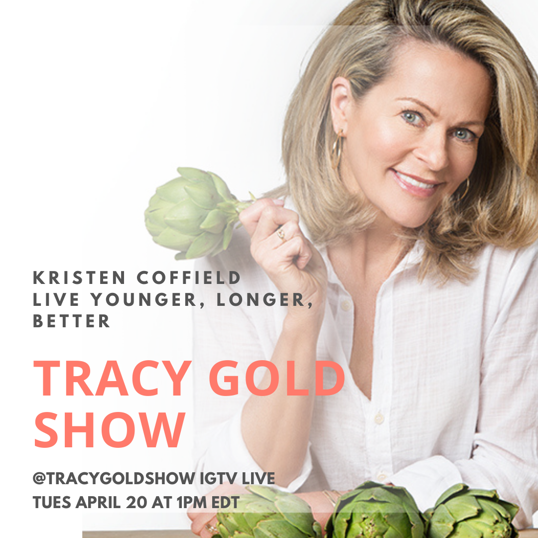 Kristen Coffield- Tracy Gold Show