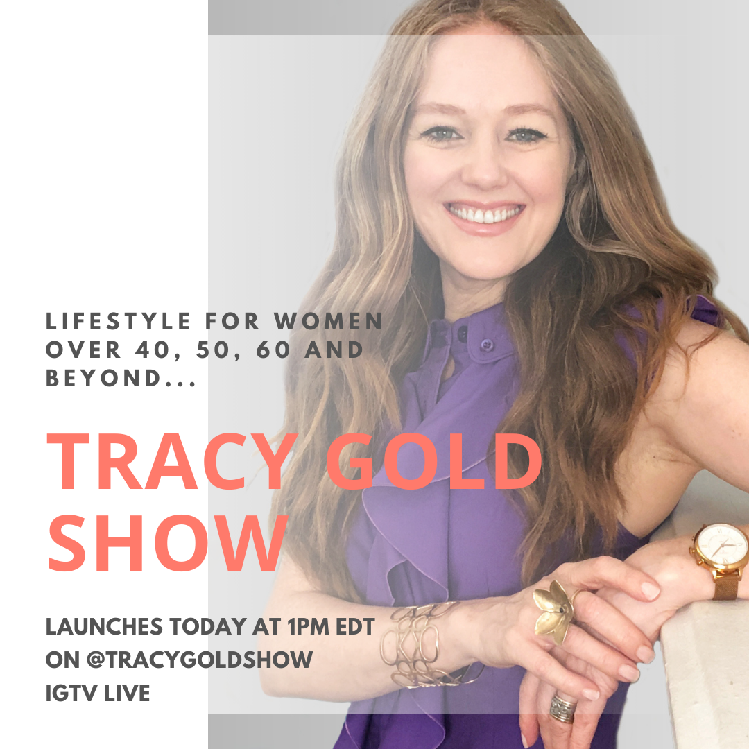 Tracy Gold Show Launch