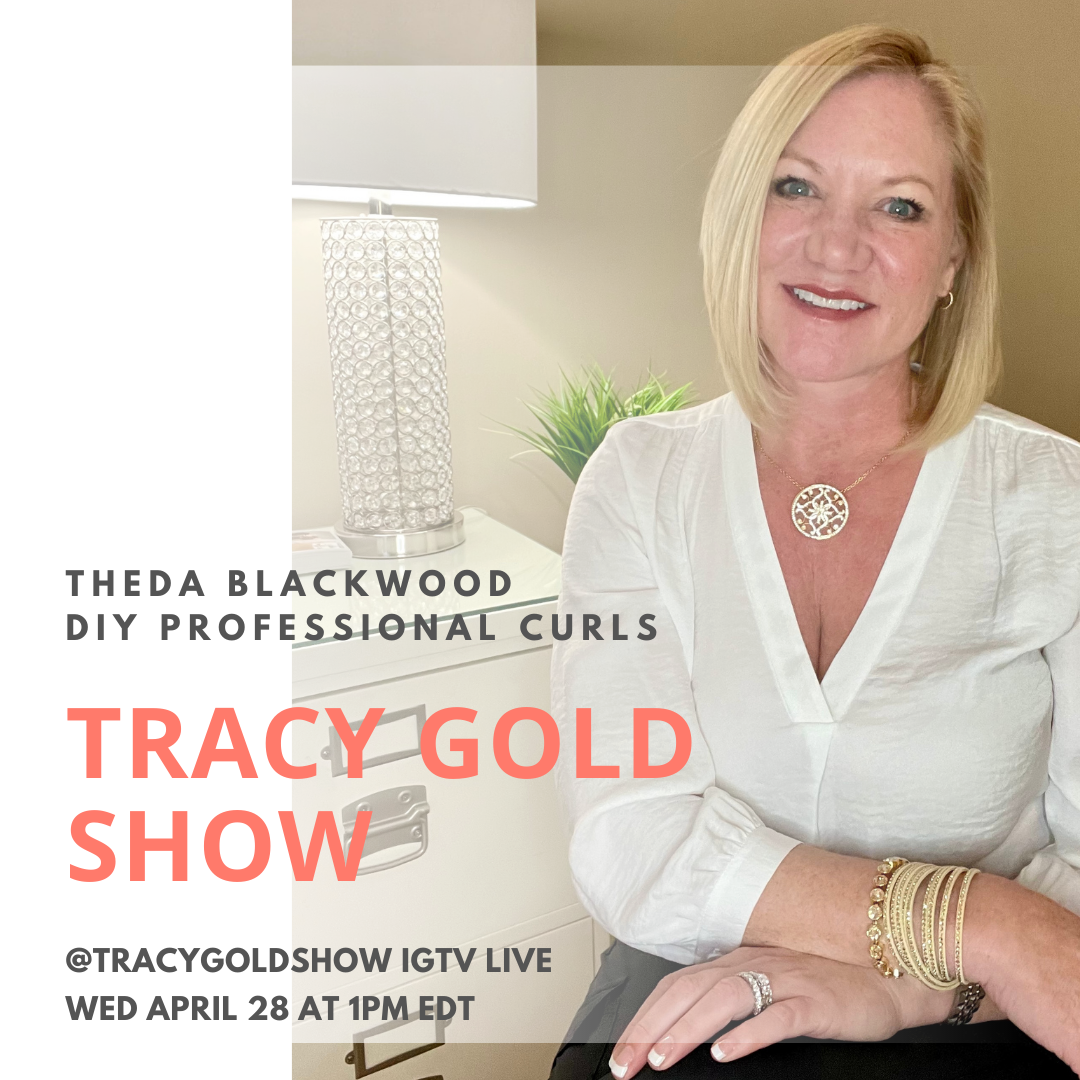 Theda Blackwood - Tracy Gold Show 4