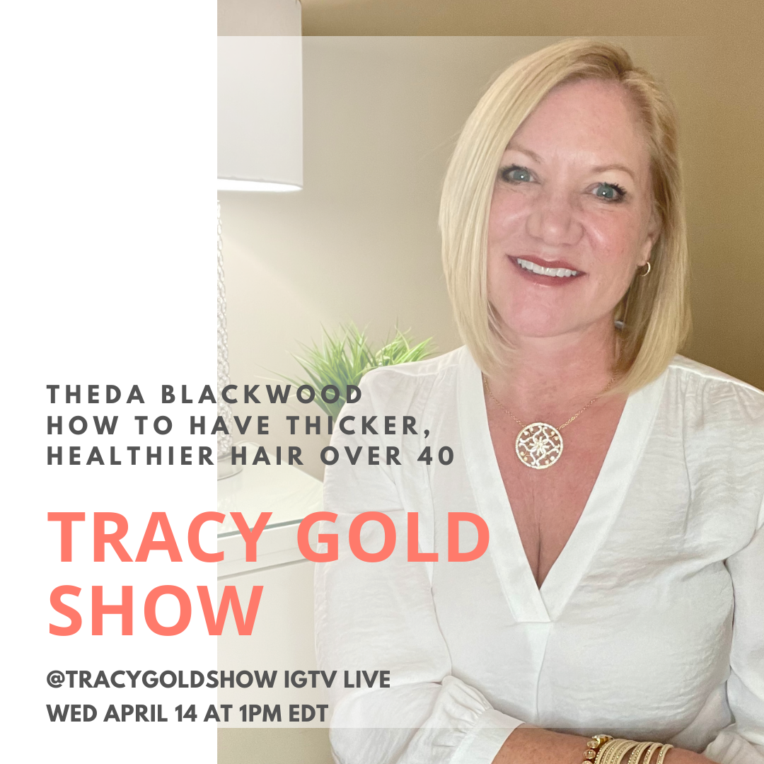 Theda Blackwood - Tracy Gold Show