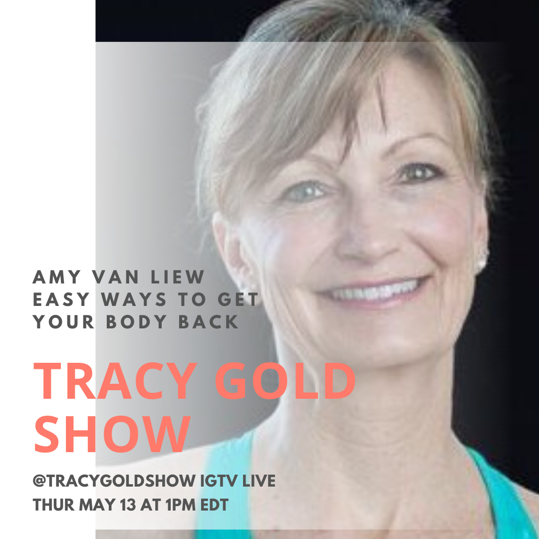 Amy Van Liew Tracy Gold Show