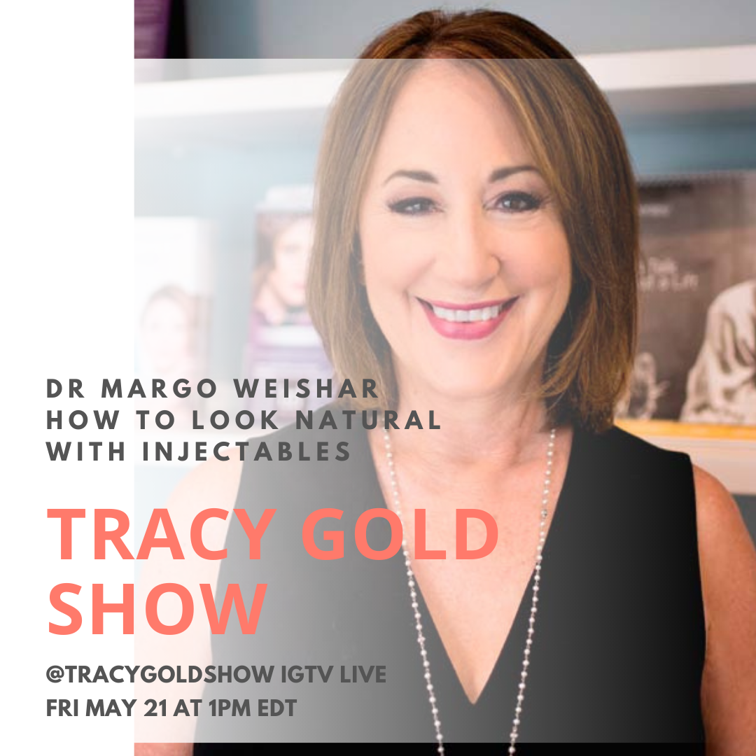Dr Margo Weishar - Tracy Gold Show (1)