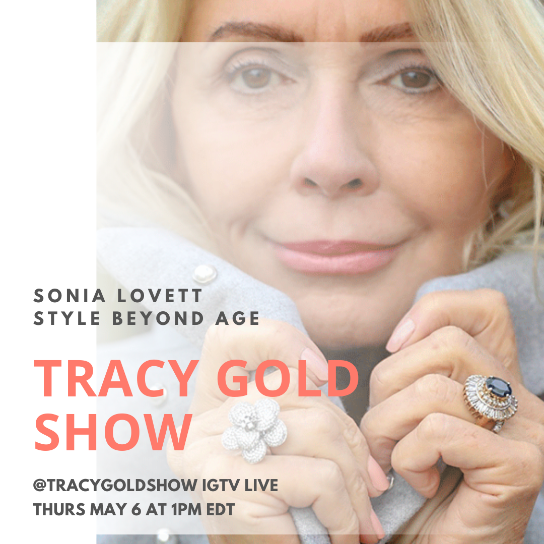 Style Beyond Age Tracy Gold Show