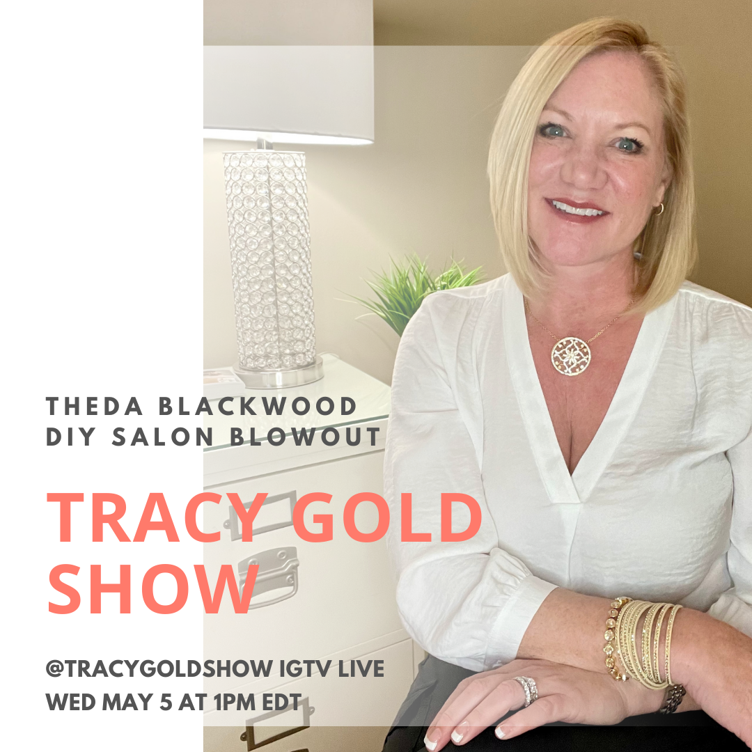 Theda Blackwood - Tracy Gold Show 5