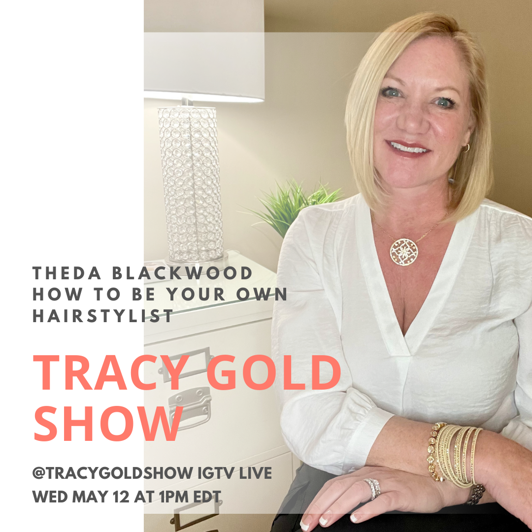 Theda Blackwood - Tracy Gold Show 6