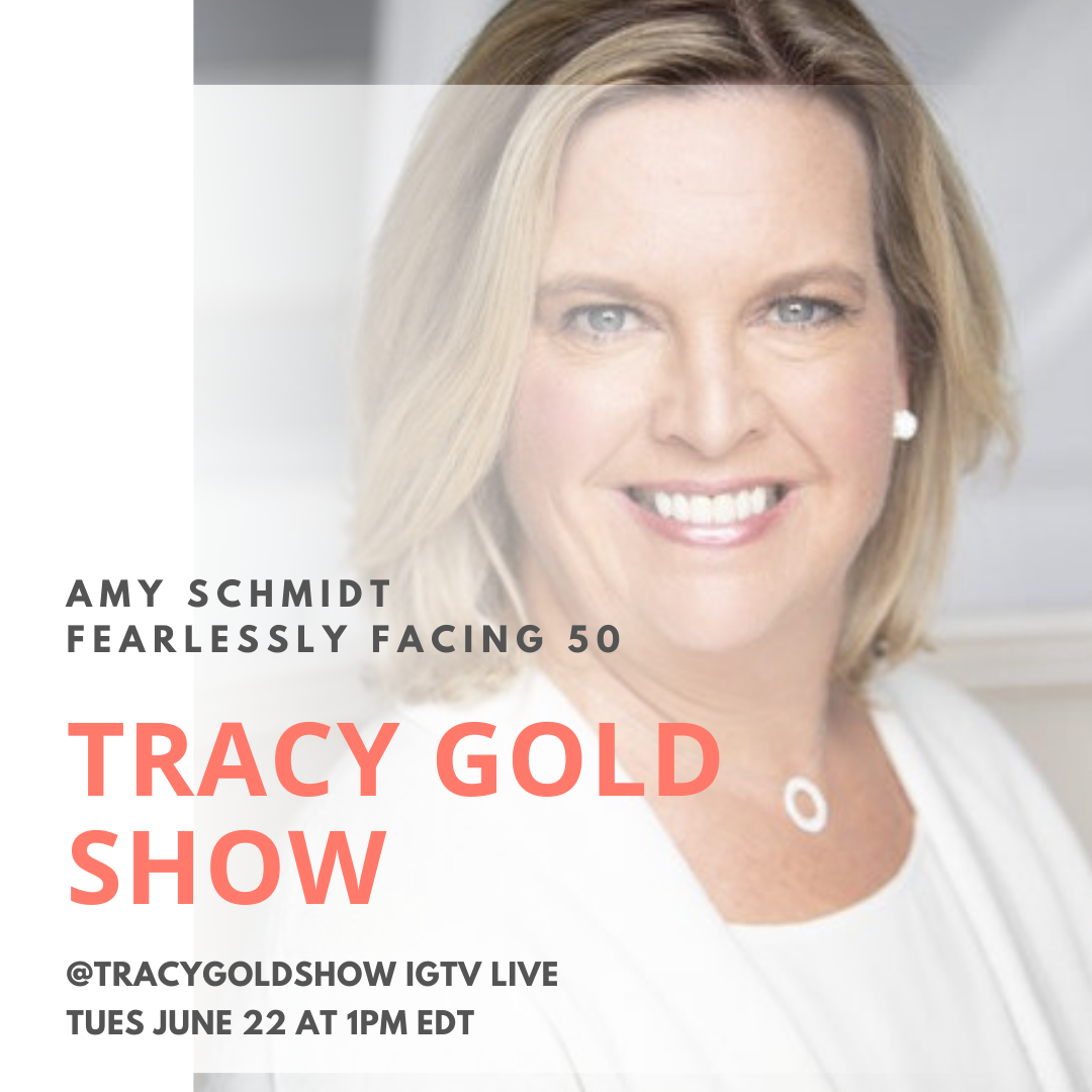 Amy Schmidt - Tracy Gold Show
