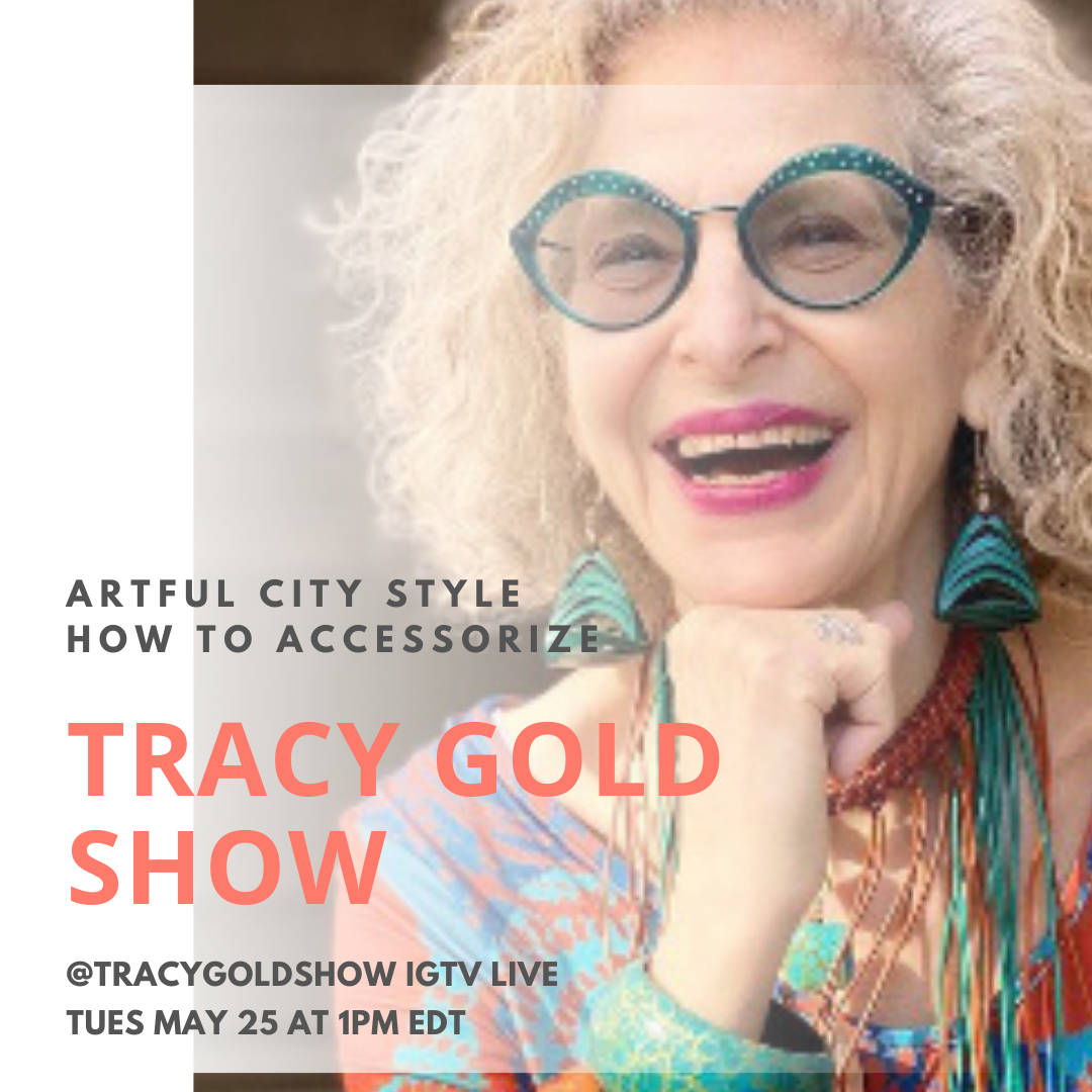 Artful City Style 2 - Tracy Gold Show