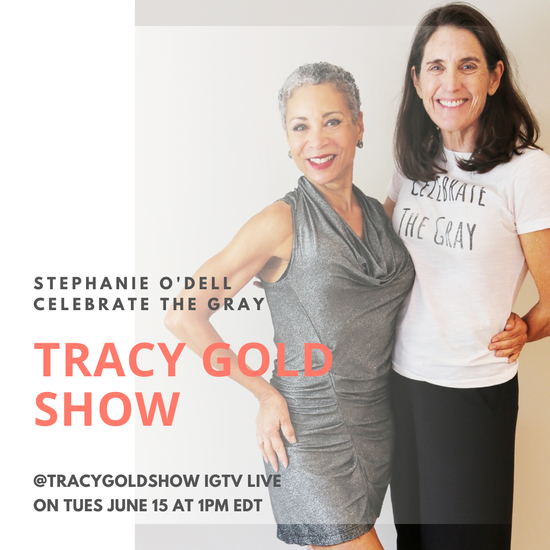 Celebrate The Gray- Tracy Gold Show