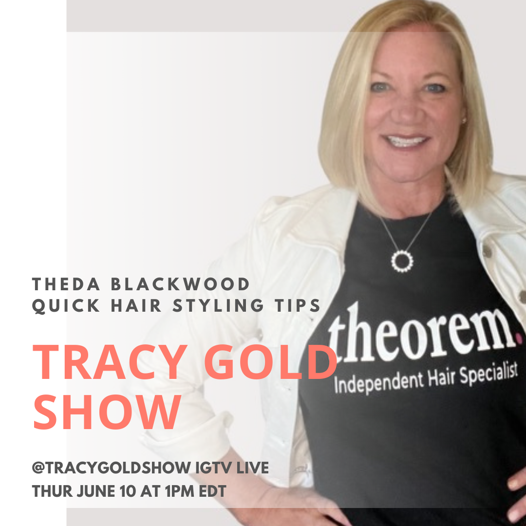 Theda Blackwood - Tracy Gold Show 9