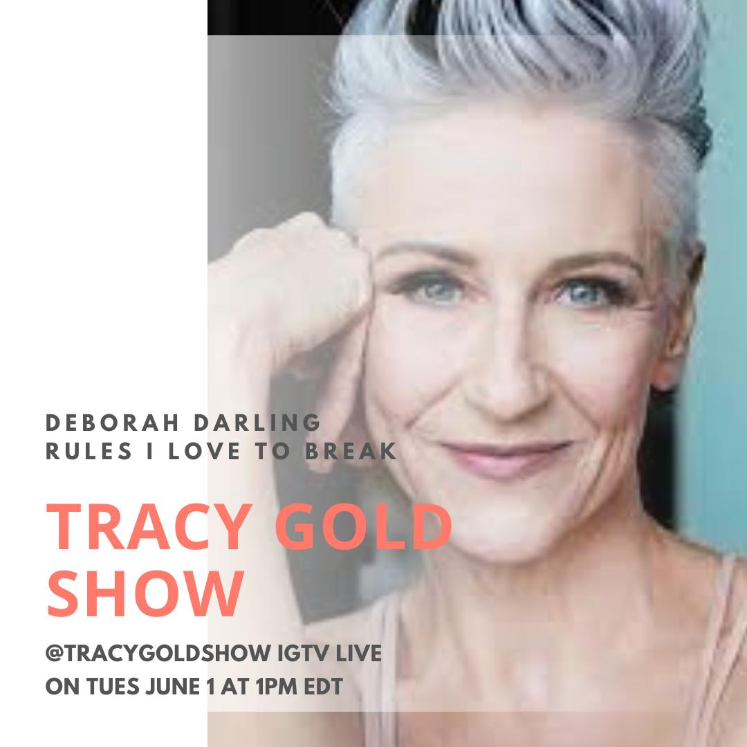 Deborah Darling - Tracy Gold Show 3