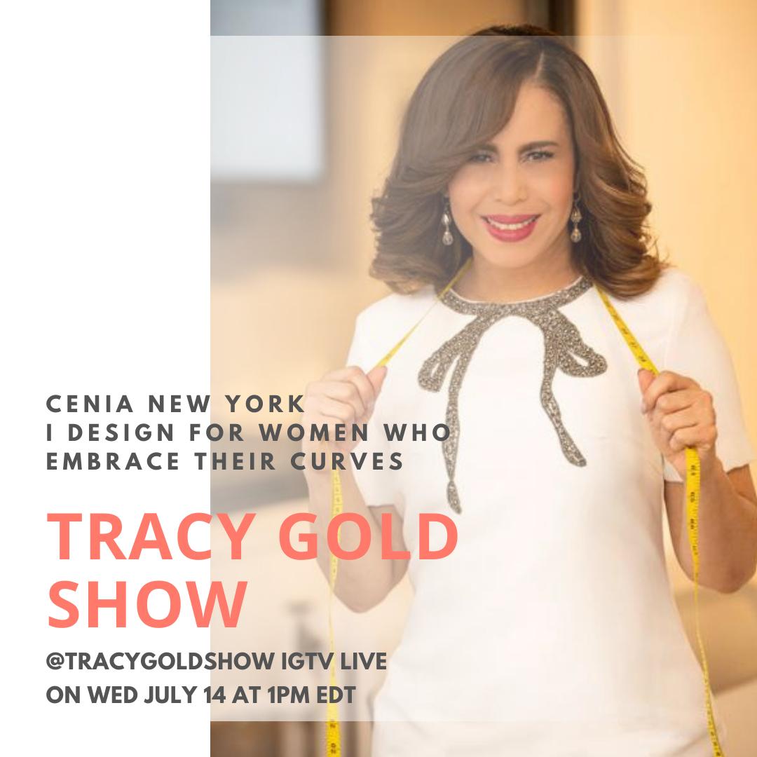 Cenia New York - Tracy Gold Show 4