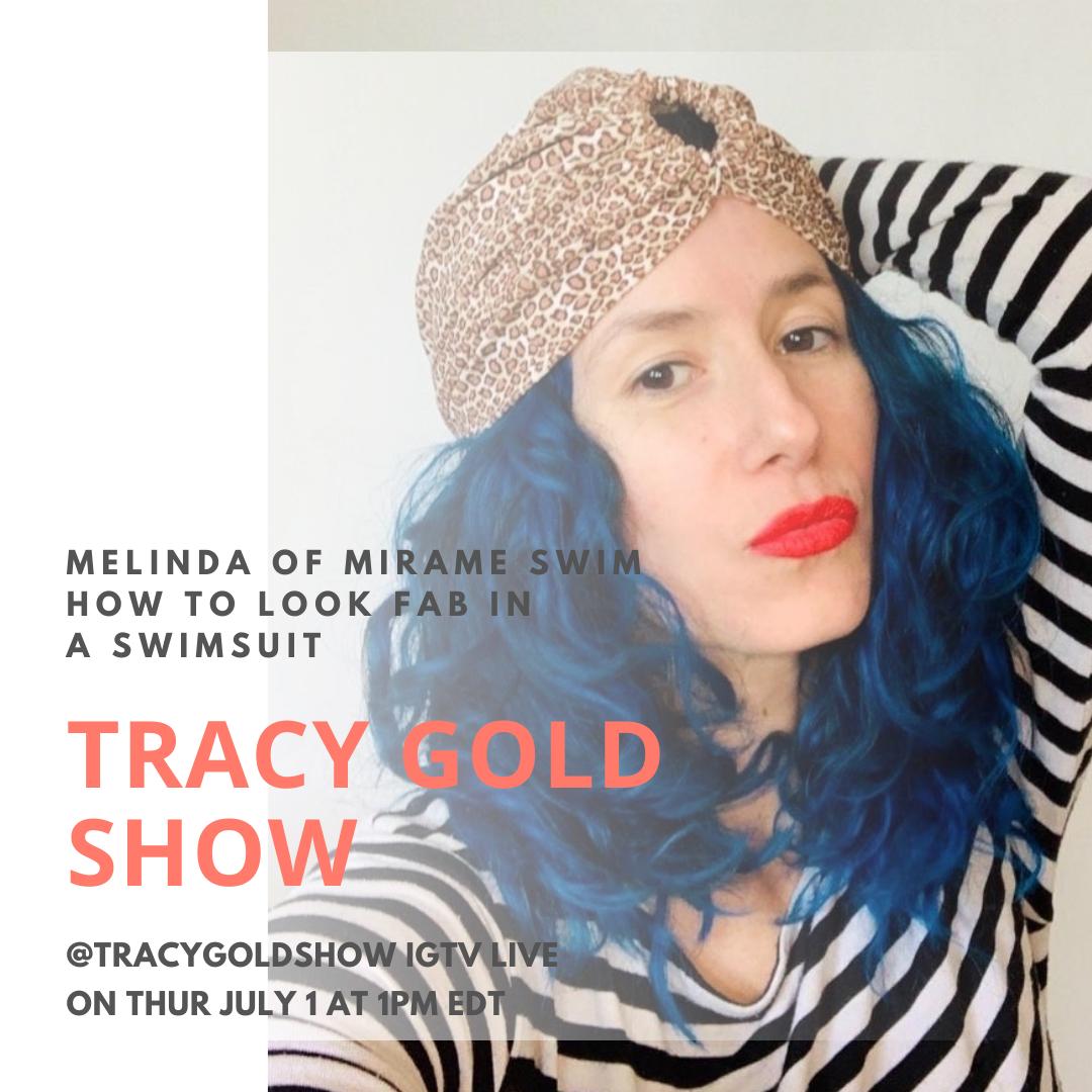 Mirame Swim - Tracy Gold Show