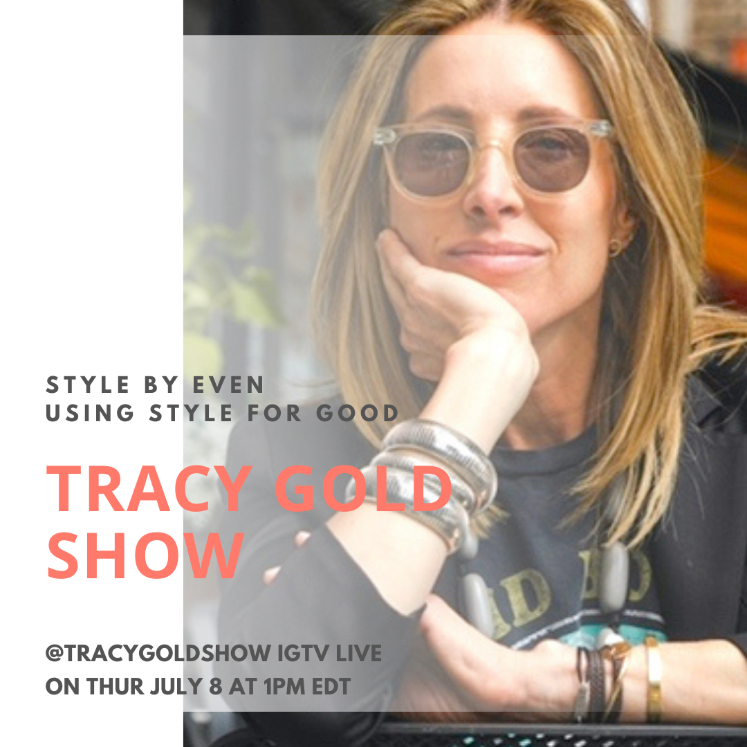 STYLE BY EVAN - Tracy Gold Show