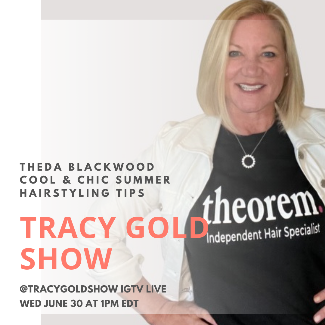 Theda Blackwood - Tracy Gold Show 13