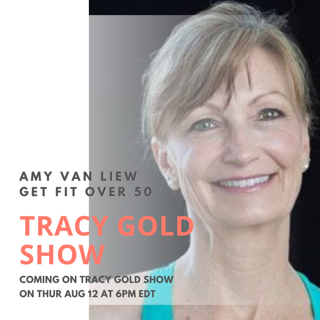 Amy Van Liew - Tracy Gold Show