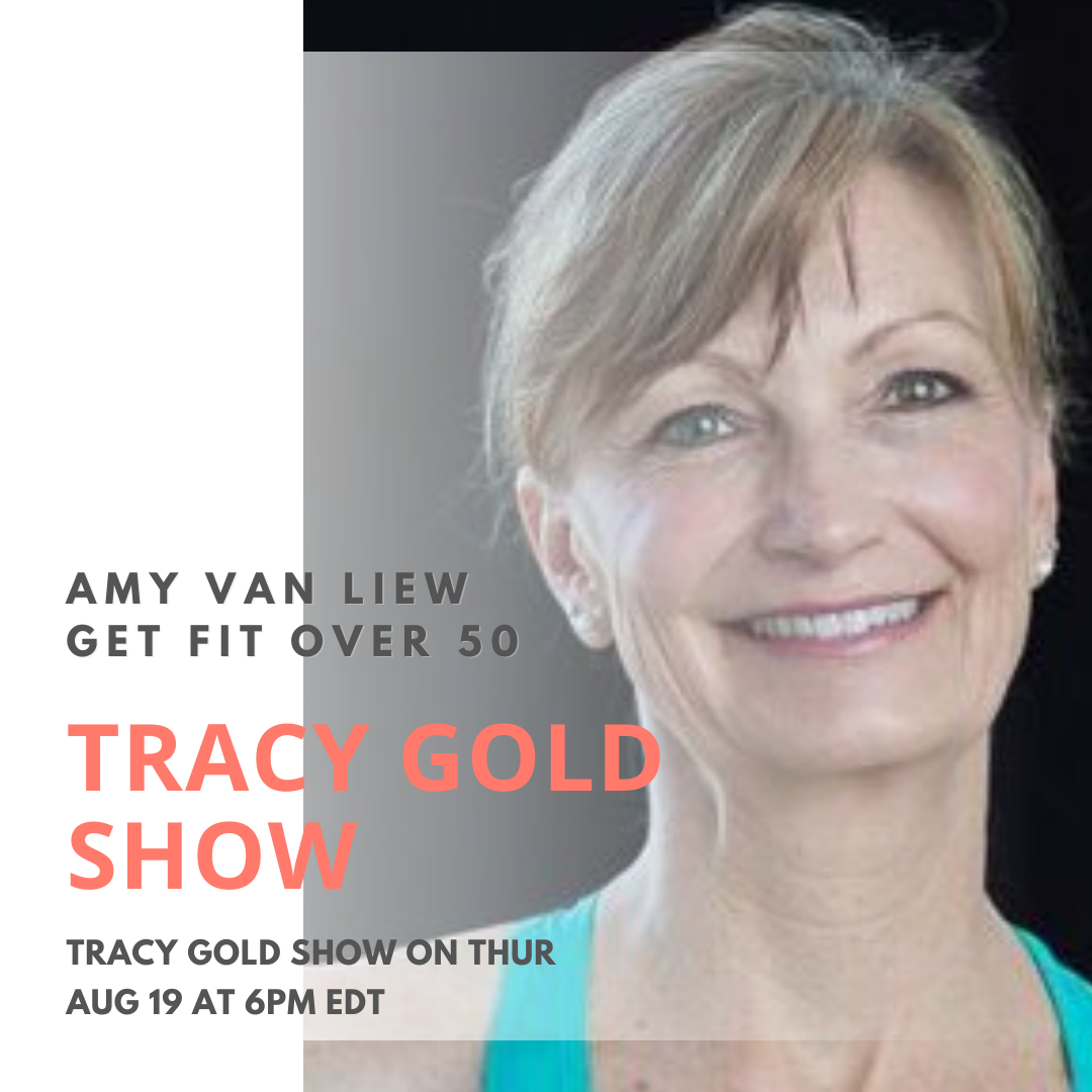 Amy Van Liew 2 - Tracy Gold Show