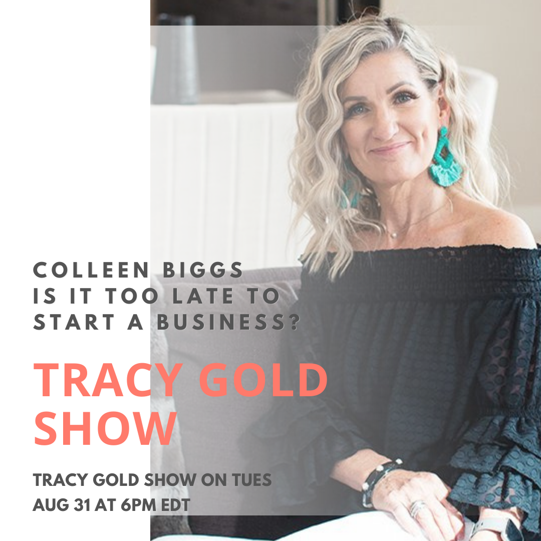 Colleen Biggs - Tracy Gold Show