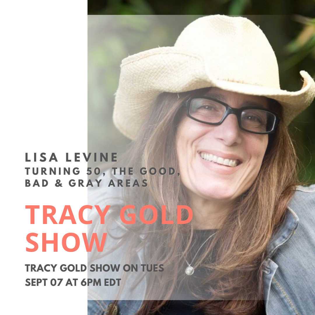 Lisa Levine 2 - Tracy Gold Show