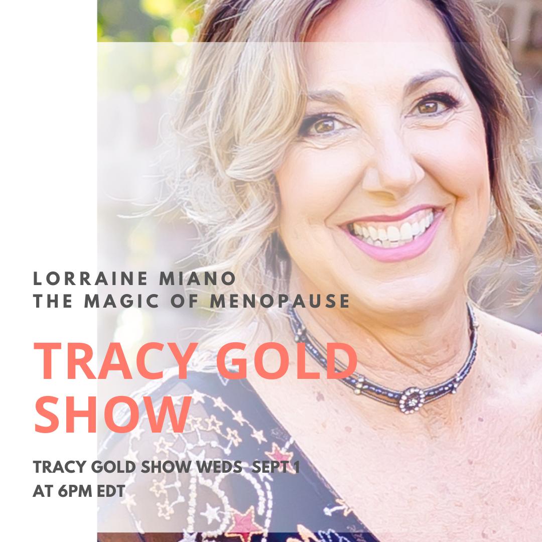 Lorraine Miano- Tracy Gold Show (1)
