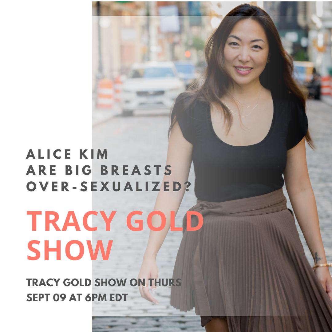 Alice Kim - Tracy Gold Show