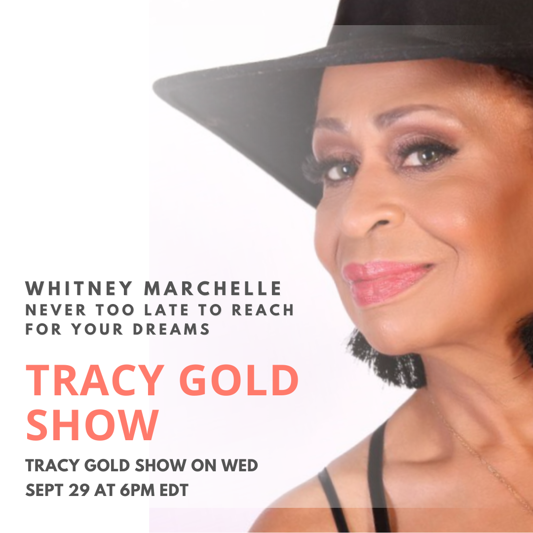Whitney Marchelle - Tracy Gold Show