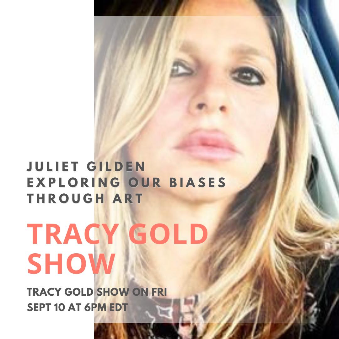 Juliet Gilden - Tracy Gold Show