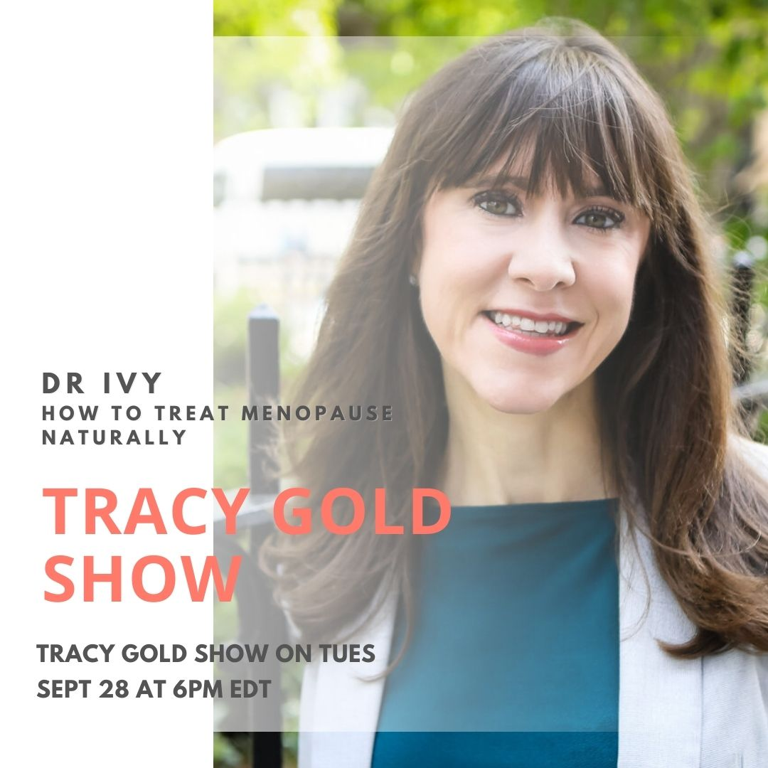 dr ivy Tracy Gold Show