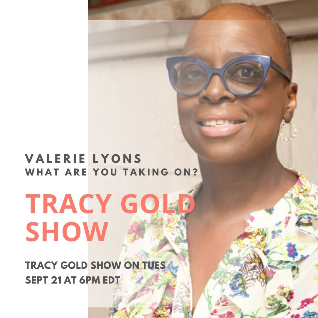 valerie lyons - Tracy Gold Show