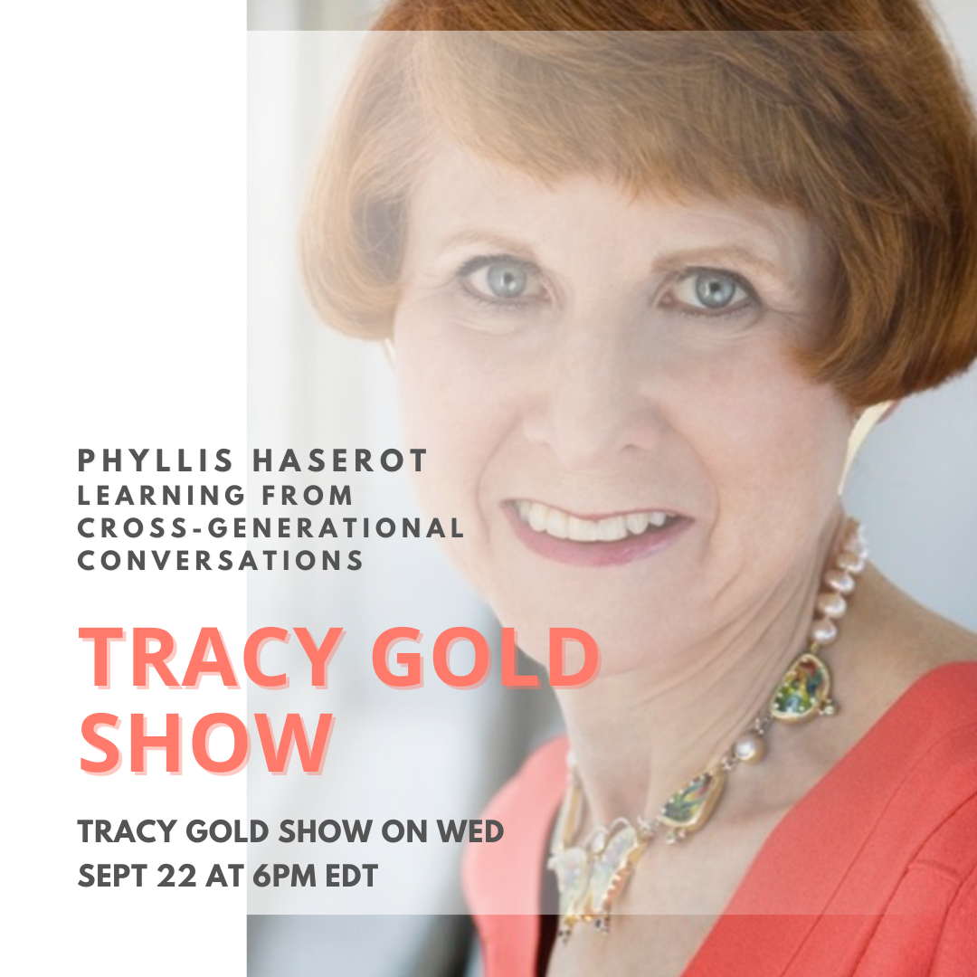 Phyllis Haserot - Tracy Gold Show